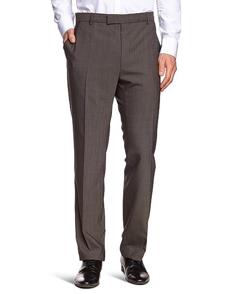 Strellson - Pantalón de traje slim fit para hombre 97a711b3cc2