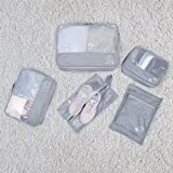 Storage Packing Cubes, Keenstone 6-Sets Best Value