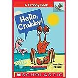 Hello, Crabby!: An Acorn Book (A Crabby Book #1)