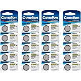 Camelion 3 V Lithium Cell Coin Battery