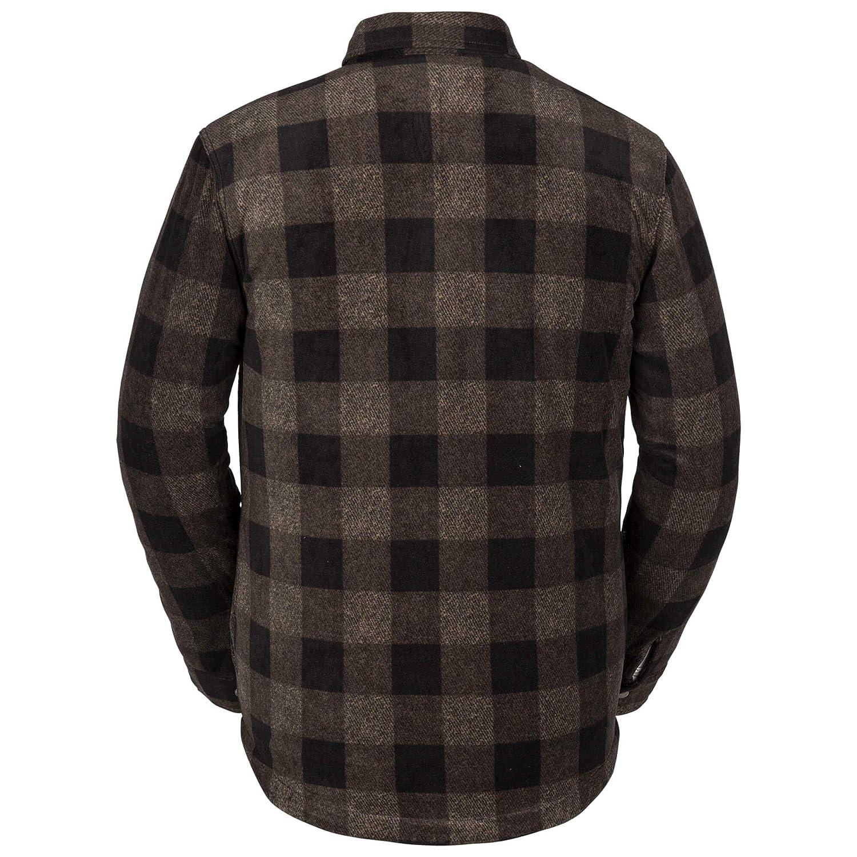 Volcom Boys Big Single Stone Division Pullover Hooded Fleece