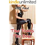Tina Trains The Boys (Becoming A Bitch Book 12)