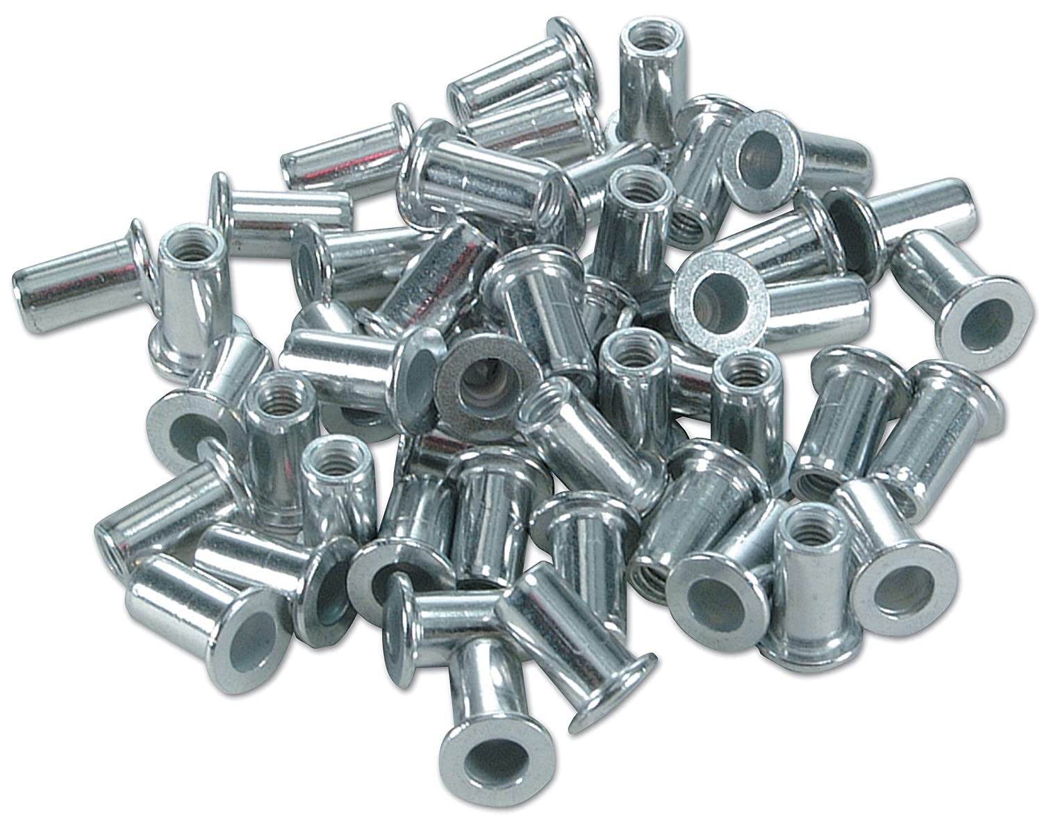 Laser 0981 Riveting Nuts 4mm X 50 Tool Connection (EU)