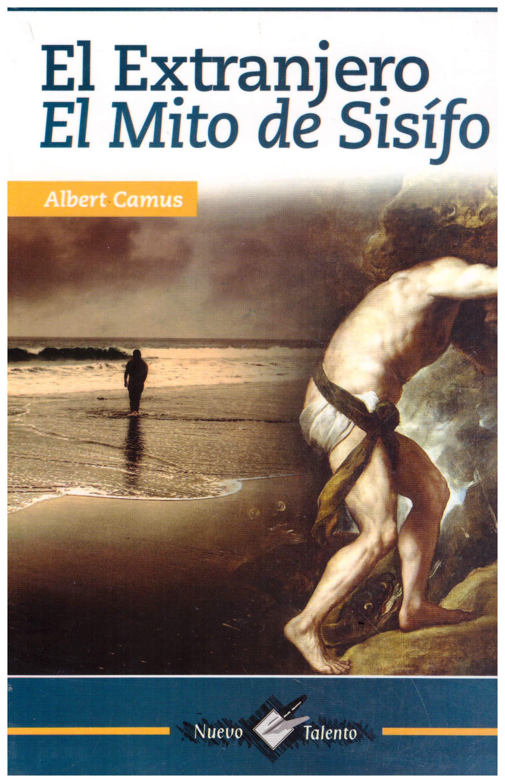 El Extranjero/El Mito del Sisifo: Albert Camus: 9786078473519: Books -  Amazon.ca