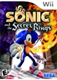Sonic and the Secret Rings - Nintendo Wii (Renewed)