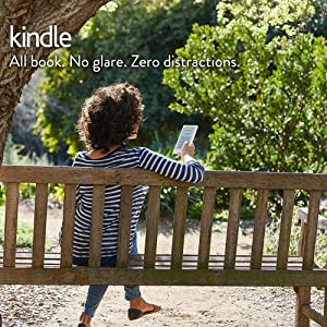 "Kindle E-Reader, 6"" Glare-Free Touchscreen Display, Wi-Fi (White)"