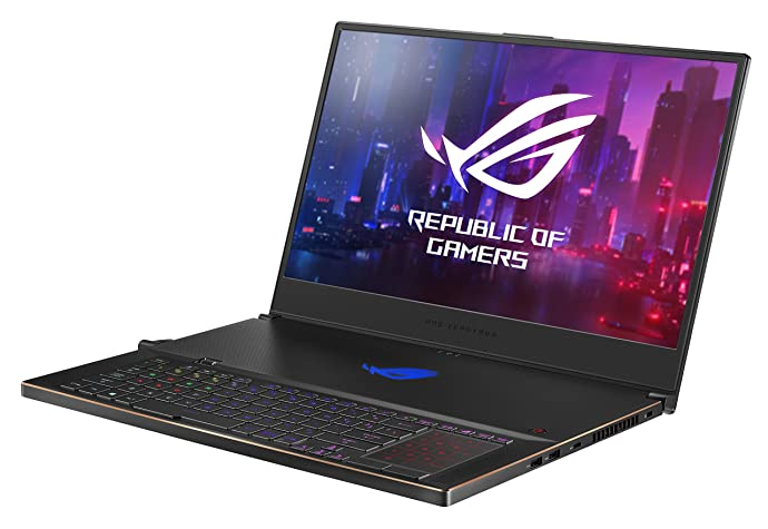"ASUS 华硕 ROG Zephyrus S GX701 17.3""轻薄高端游戏本 笔记本电脑  2019款(i7-9750H/GTX 2070/16GB/1TB SSD) $2321.77 海淘转运到手约¥16841"