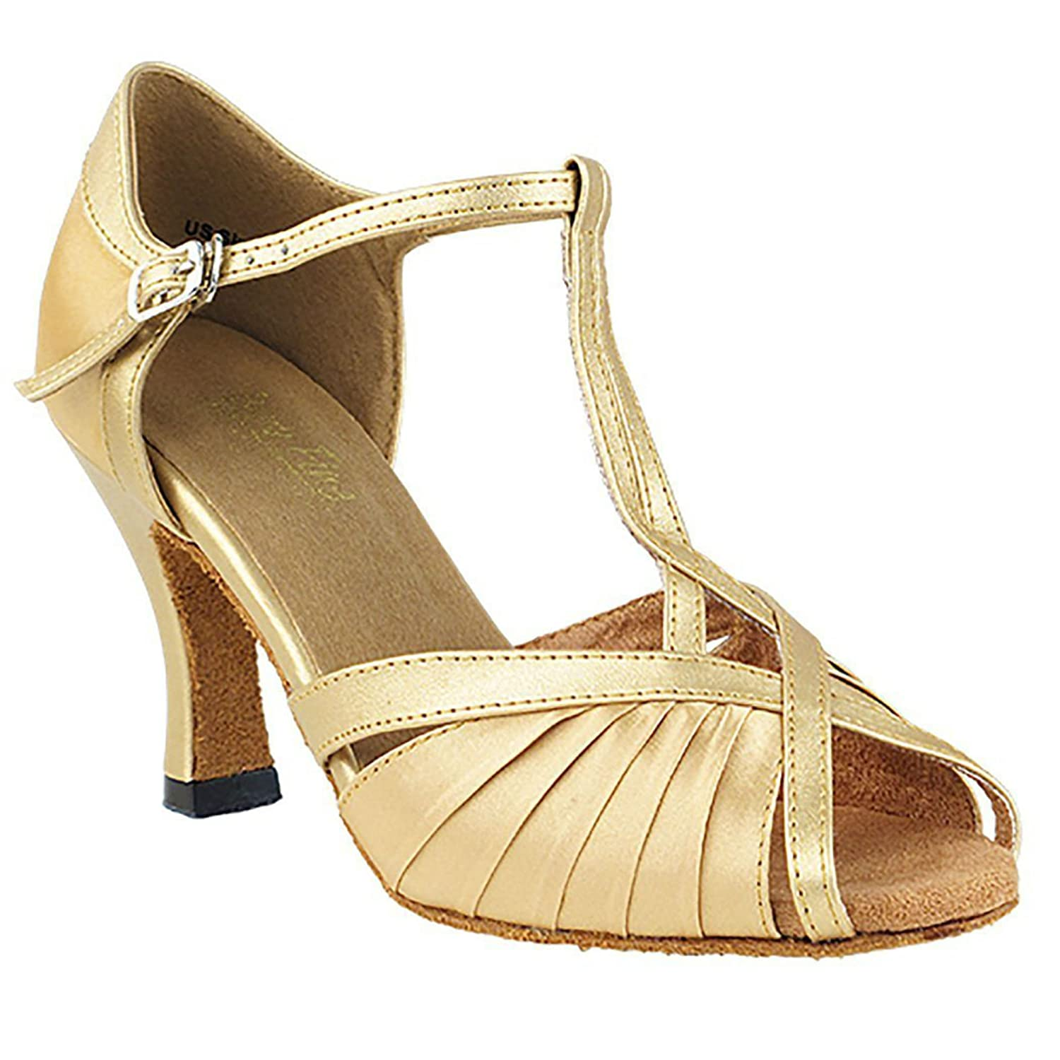 Competition Grade 2.5 Heel Very Fine Dance Shoes 2707