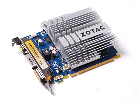 Amazon.com: Zotac GeForce 9500 GT 512 MB 128bit, DDR2, PCI ...