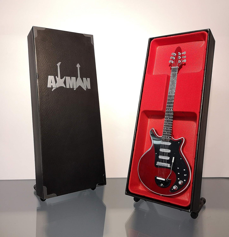 Brian May Queen Red Especial - Réplica de guitarra en miniatura ...