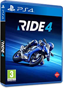PS4 Ride 4 R2 - PlayStation 4