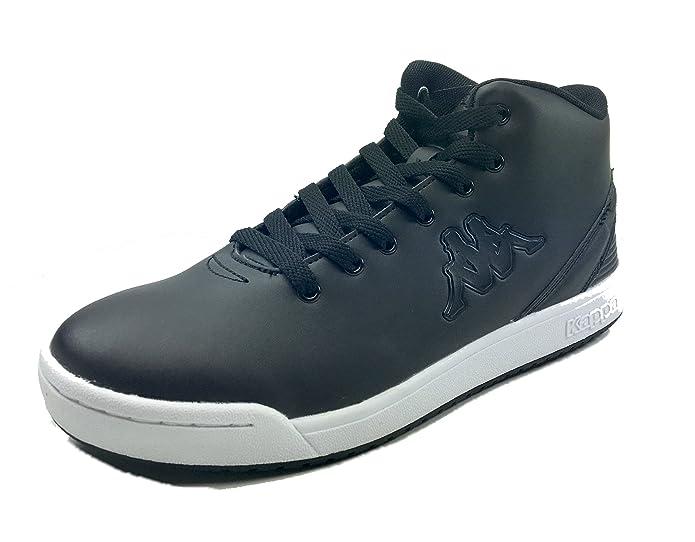 Kappa Men's Basketball Shoes multicolour Size: 4 UK: Amazon.co.uk: Shoes &  Bags