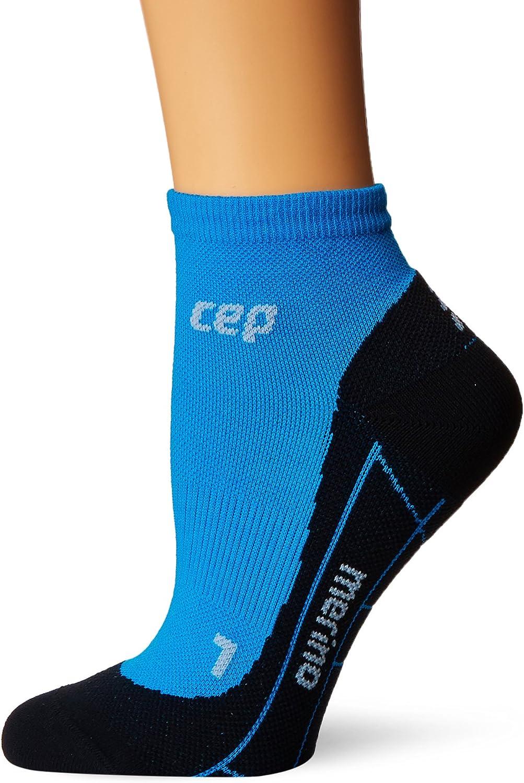 CEP Kompression f/ür Ausdauer und Trittsicherheit Outdoor Light Merino Low-Cut Socks f/ür Damen