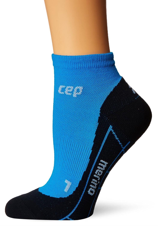 Merino Low-Cut Socks w//Compression Technology WP4AJ-P CEP Womens Dynamic