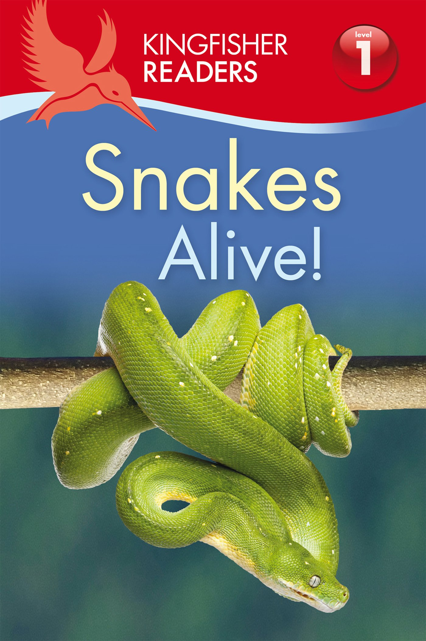 Download Kingfisher Readers L1: Snakes Alive! pdf