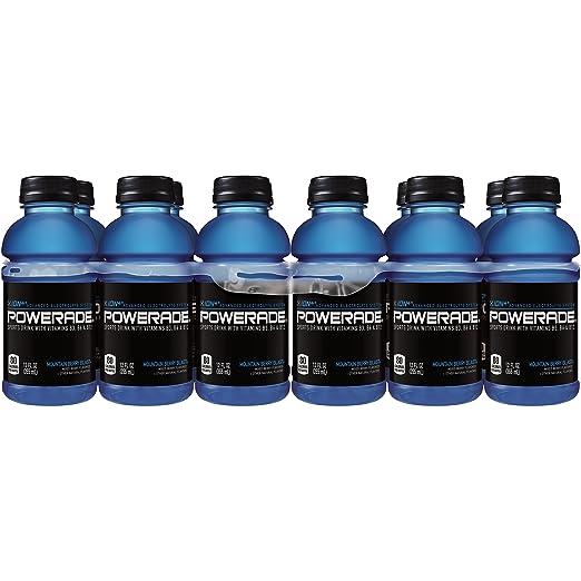 Amazon Com Powerade Grape 12 Ct 12 Fl Oz Bottle Grocery