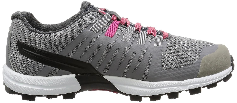 Inov-8 Women's Roclite 290 Trail Runner B01G50LW6O 8.5 D US Grey/Pink/White