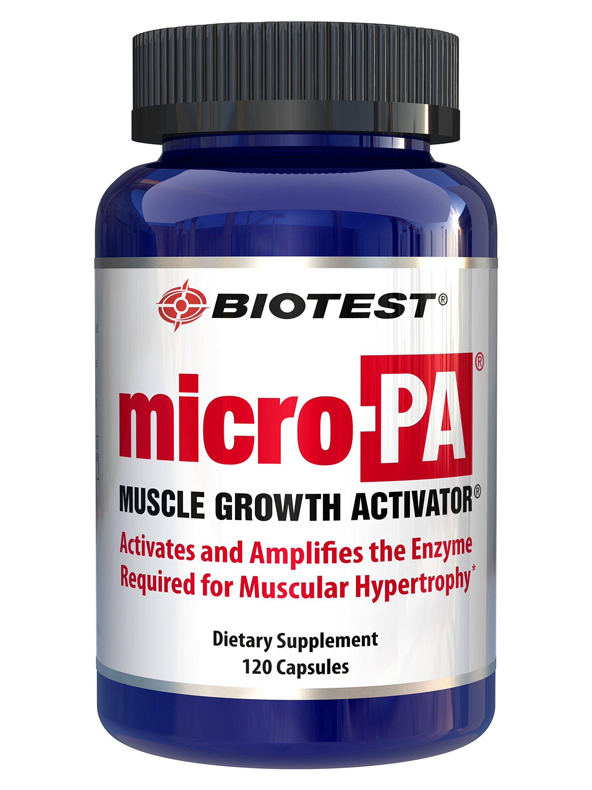 Micro-PA™ - 120 capsules