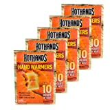 Amazon Price History for:HotHands Hand Warmers, 10 count  (5 pack with 2 warmers per pack)