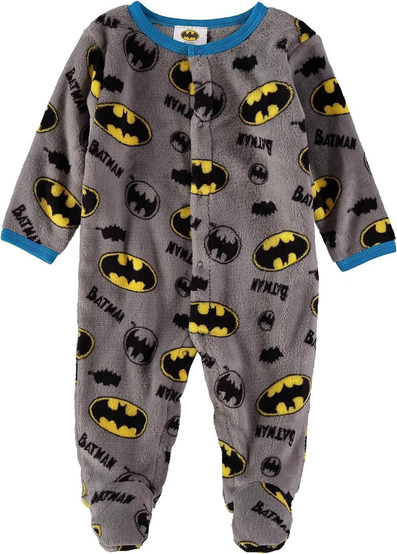Batman Baby Boys DC Comics Footies