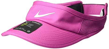 1cce1524512 Amazon.com  NIKE Women s Aerobill Featherlite Adjustable Visor  Nike ...
