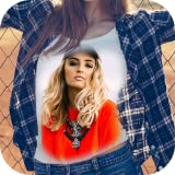T-Shirt Photo Frames Editor