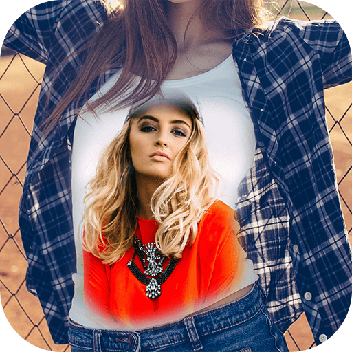 T-Shirt Photo Frames Editor