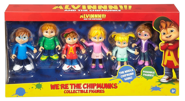 Alvin 46 the chipmunks toys