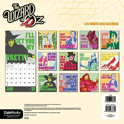 Dateworks Calendar 2021 Photos