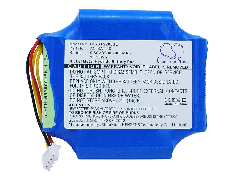 Cameron Sino 2000mAh/19.20WH batterie de remplacement pour Shinewaytech S20C CS-STS200SL_0003