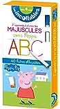Les Incollables - J'apprends à écrire les lettres avec Peppa Pig