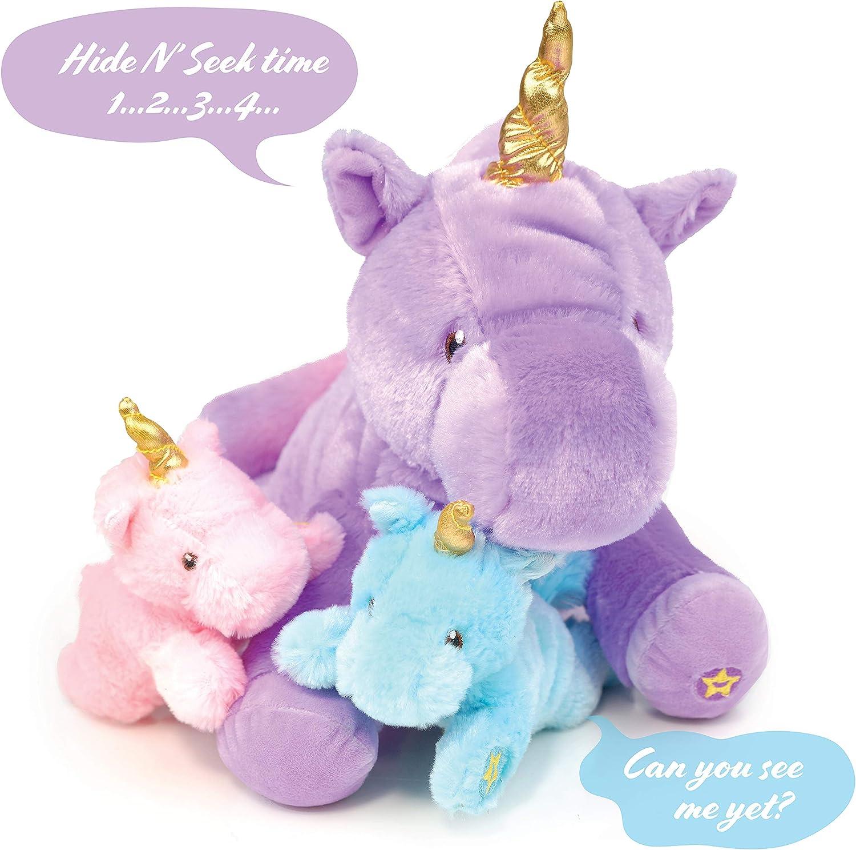 Set de 3 M/ágico Unicorn casos