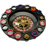 Drinking Roulette Including 16 Glasses Shot Drinking Party Hen Stag Game HTUK®