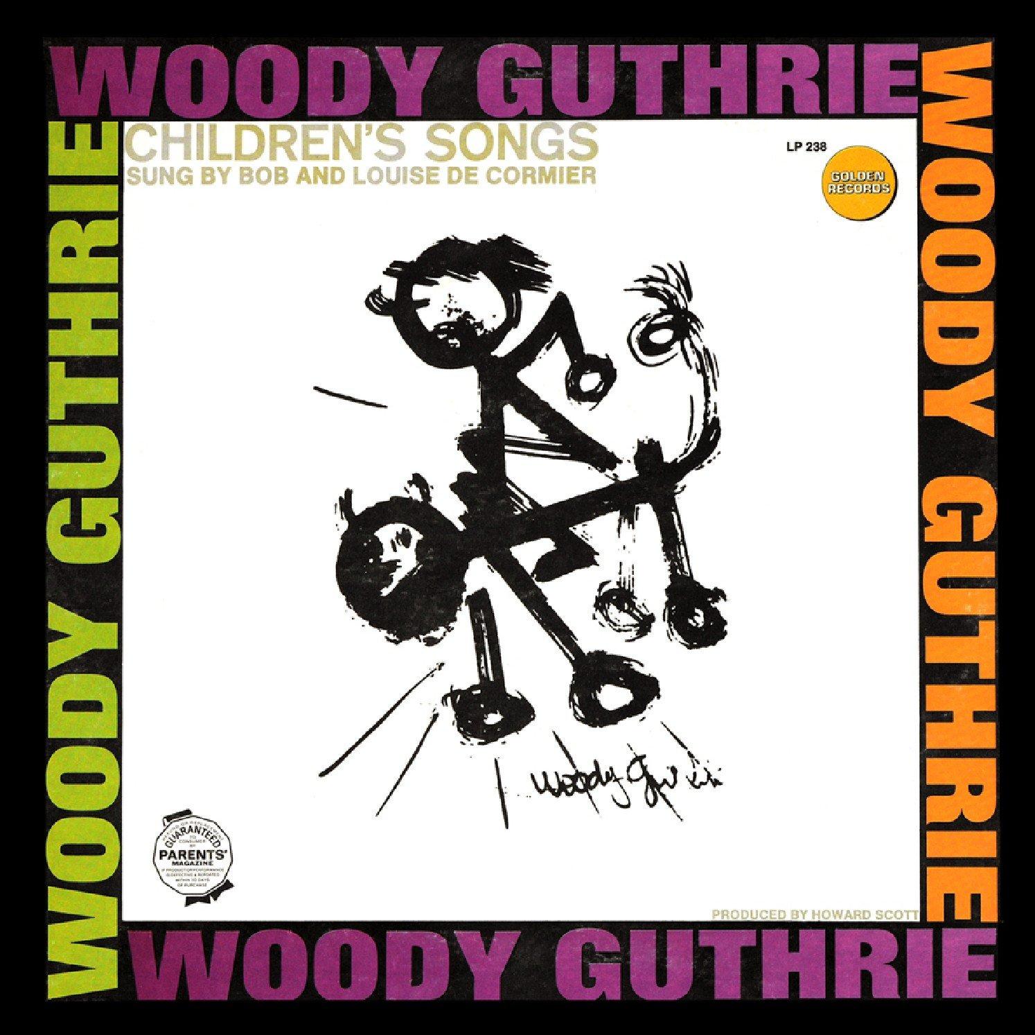 Woody Guthrie Children's Songs                                                                                                                                                                                                                                                    <span class=