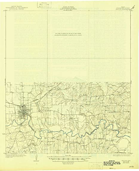 Seguin Texas Map >> Amazon Com Yellowmaps Seguin Tx Topo Map 1 62500 Scale 15 X 15