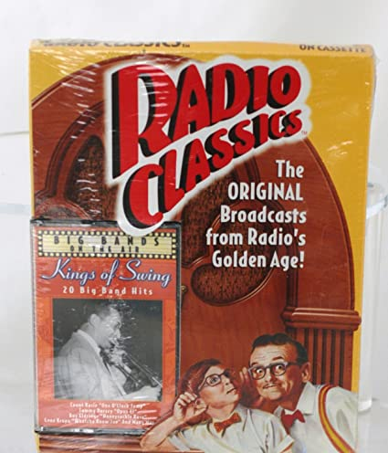 Amazon com: Radio Classics on Cassette - King of Swing Big