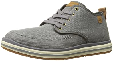 2017 Urban Skechers Mountain Top Slip On Charcoal