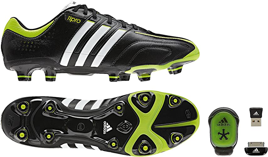 vestirse Dinkarville Abandonar  L44612|Adidas adipure 11Pro FG MiCoach Black|44 2/3 UK 10: Amazon.co.uk:  Shoes & Bags