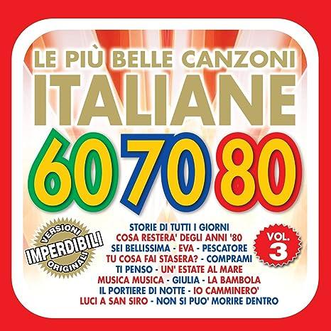 canzoni italiane anni 80 titoli