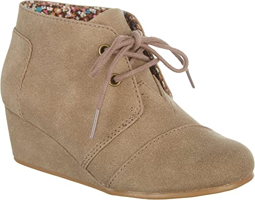 Jellypop Girls Currie Lace Up Boots 11