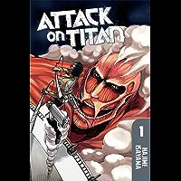 Attack on Titan Sampler (English Edition)