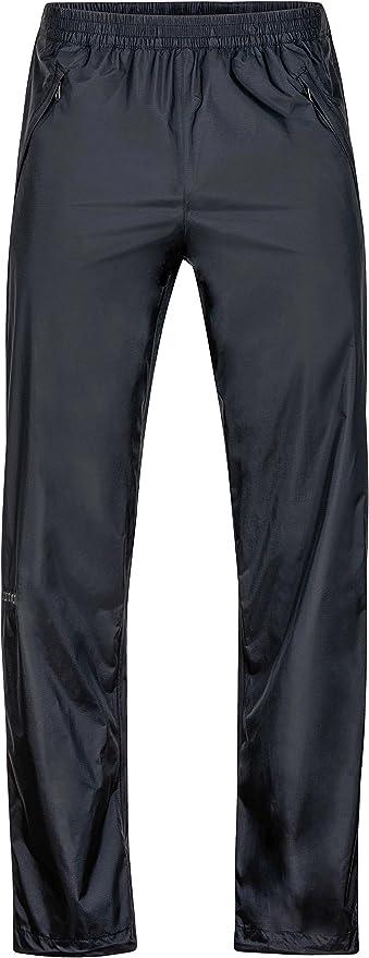 Marmot Men's PreCip Lightweight Waterproof Full-Zip Pant