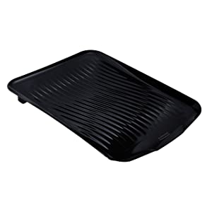 Rubbermaid Universal Drain Board, Black (1855234)