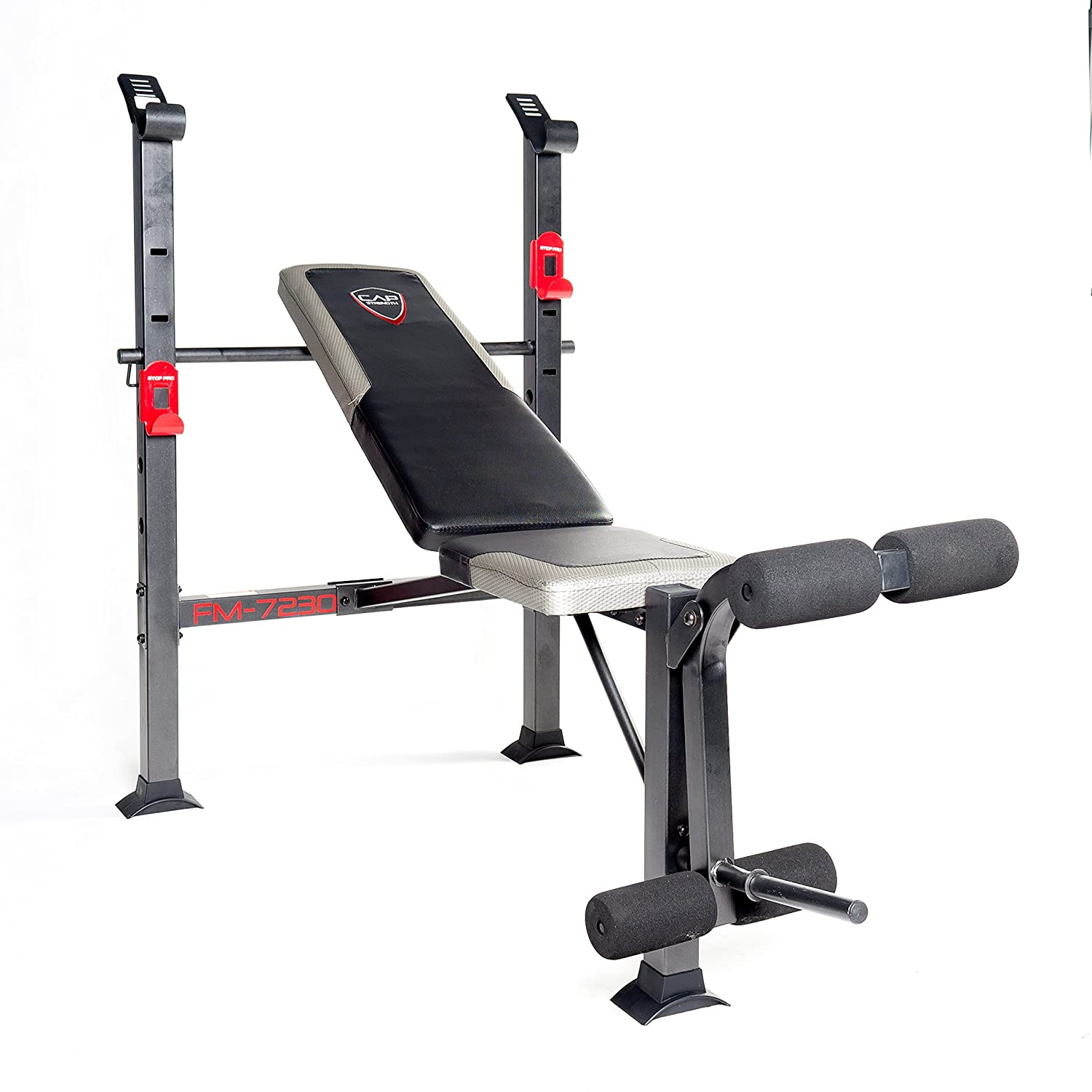 weight savage strength bar york combo fts bench olympic products