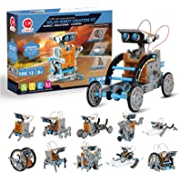 Deals on CIRO STEM Projects 12-in-1 Solar Robot Toys