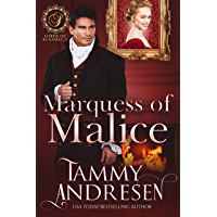 Marquess of Malice: Regency Romance (Lords of Scandal Book 2) (English Edition)