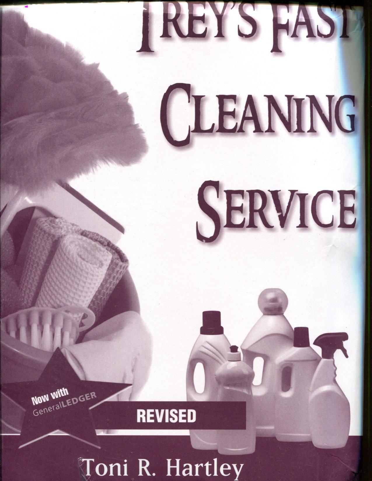 Trey's Fast Cleaning Service Revised Laurel Business Institute pdf epub