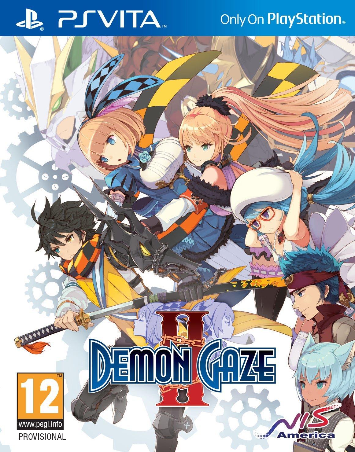 Demon Gaze II PS Vita Game