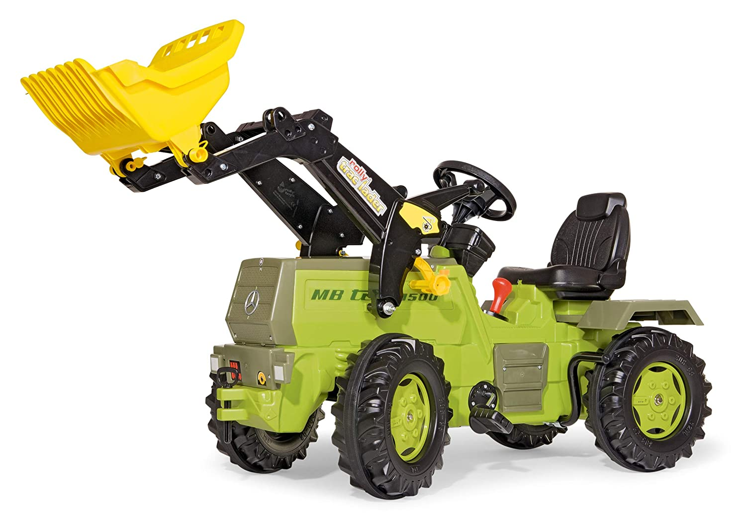 Rolly MB-Trac with Brake// Gears and Trac Loader