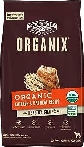 Castor & Pollux Organix Dry Dog Food Organic Chicken Recipe